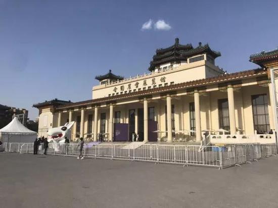 設計北京外景
