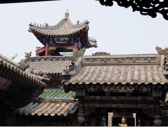 北京松堂博物館一角