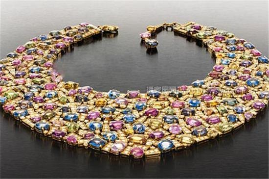宝石竟比黄金还贵
