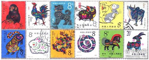 福丽特的十二生肖系列邮票赏析