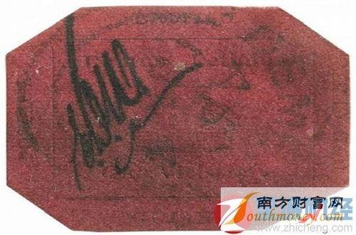 世界上最贵的邮票你认识哪些