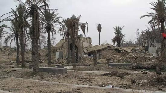 文物古迹的破坏情况_伦敦恐袭之后 那些惨遭ISIS破坏的文化古迹|古迹|伦敦恐袭|文物 ...