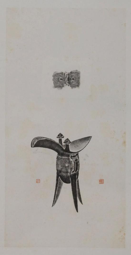 浙博展金石書畫 含罕見全形拓本沙孟海碑帖鑒藏