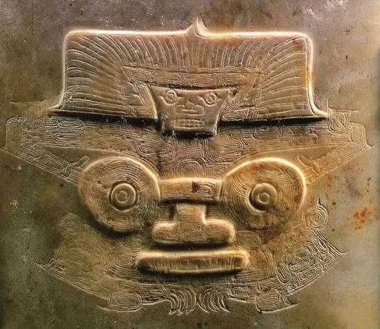 良渚神徽。