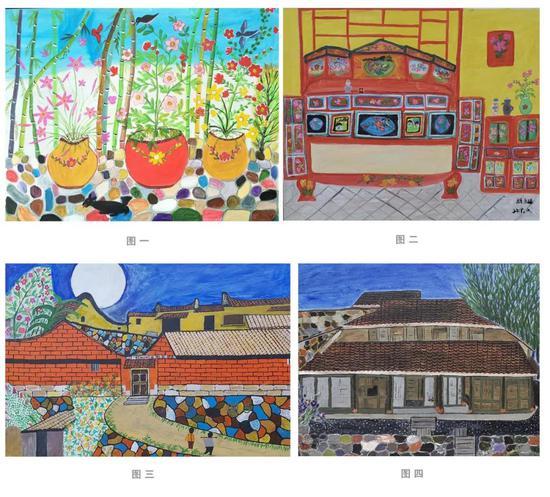 霞浦鄉情農民畫:用美點亮生活