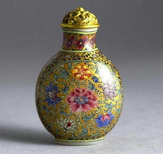 故宫展品首次在克里姆林宫博物馆亮相