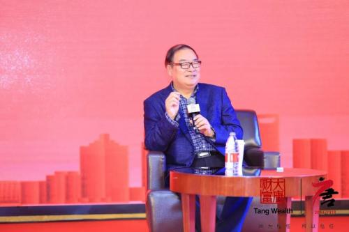 魏杰:清華大學經濟管理學院博士生導師、著名經濟學家