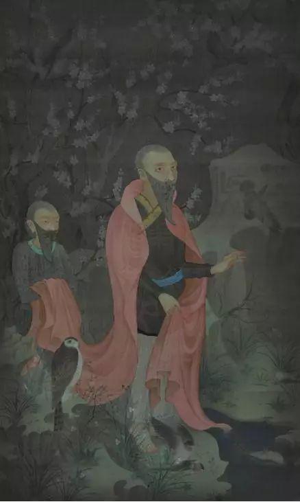 郝量《林间记》,1517万港币成交