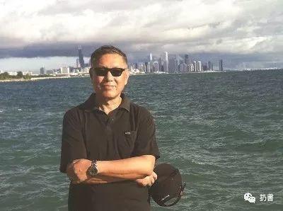 巫鴻2013年1月在芝加哥