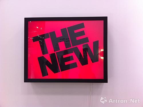 2014年蓬皮杜中心舉行的杰夫?昆斯大型回顧展《新》系列作品