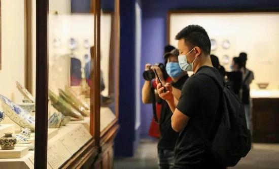 國博浮槎萬里:近三百文物呈現古代陶瓷海上貿易