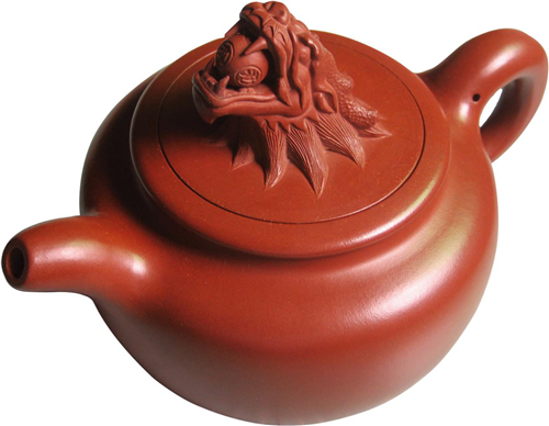 季漢生以宜興紫砂創作促進文化藝術發展