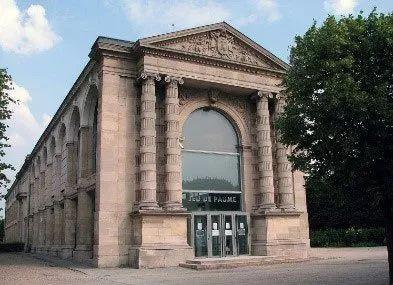 巴黎國立網球場現代美術館是現代藝術與攝影展示中心,1861年設立,占地1200平米。