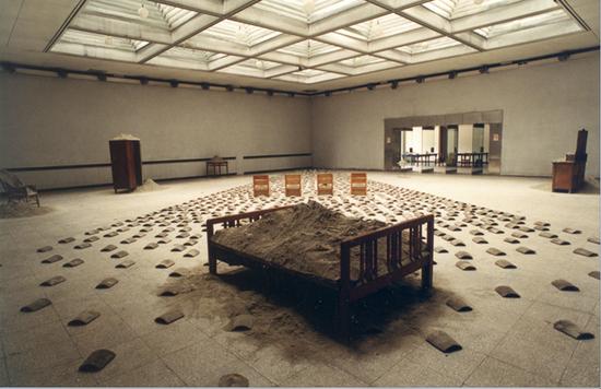 废都,1996年