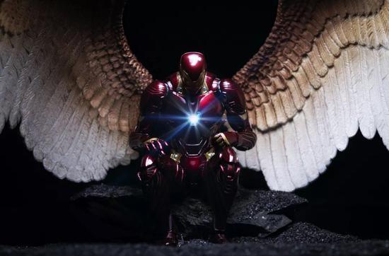 《鋼鐵天使 Iron Angel》