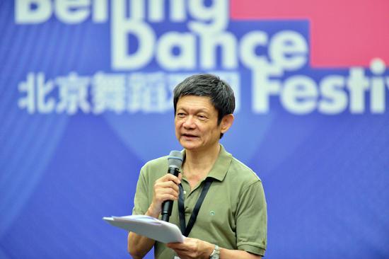 北京舞蹈雙周藝術總監曹誠淵