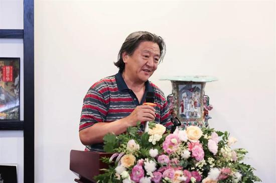 中國古陶瓷學會傳承專業委員會副會長張樹偉