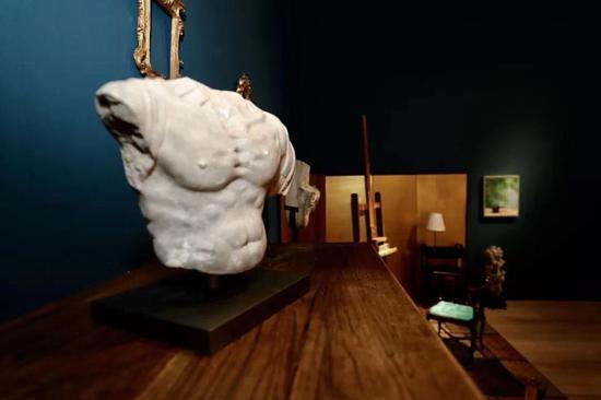 艺术家杨勇作品展在上海言午画廊拉开帷幕