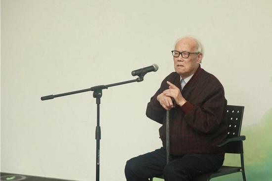 藝術家金立德開幕式致辭