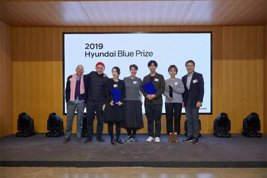 Hyundai Blue Prize 年度藝術大獎即將開啟