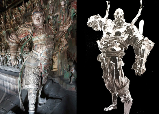力度的背后:任哲雕塑的古典源泉与当代思考