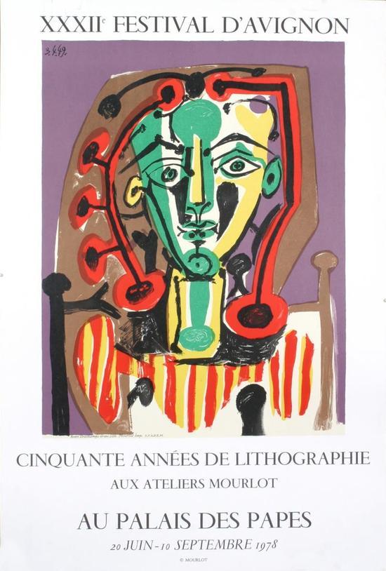 毕加索作品价格_毕加索夏加尔作品亮相联拍在线 版画收藏将发力_拍卖资讯_新浪 ...