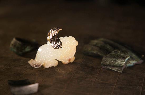 中国人自己的奢品珠宝