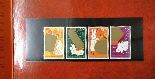外国发行中国新年邮票已经成为惯例了吗