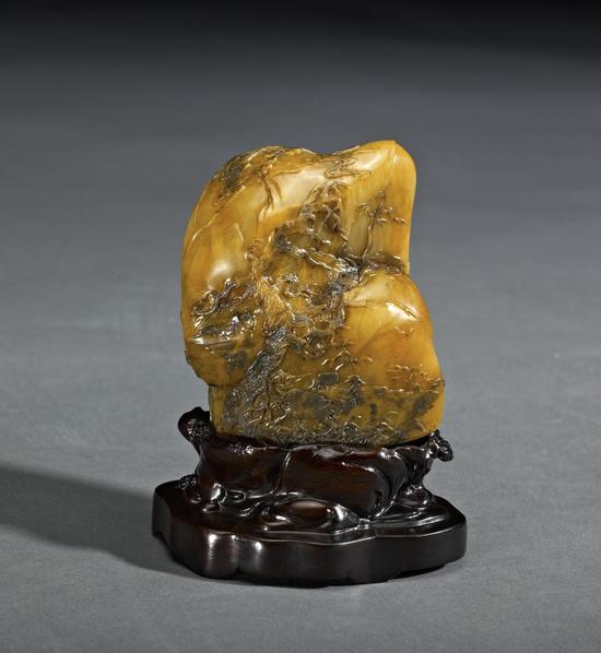 田黄解读之三:石皮