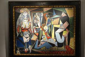 毕加索作品价格_毕加索作品的价格是怎么做到世界第一的?|毕加索|艺术家|价格 ...