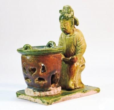 唐人茶事生活圖景