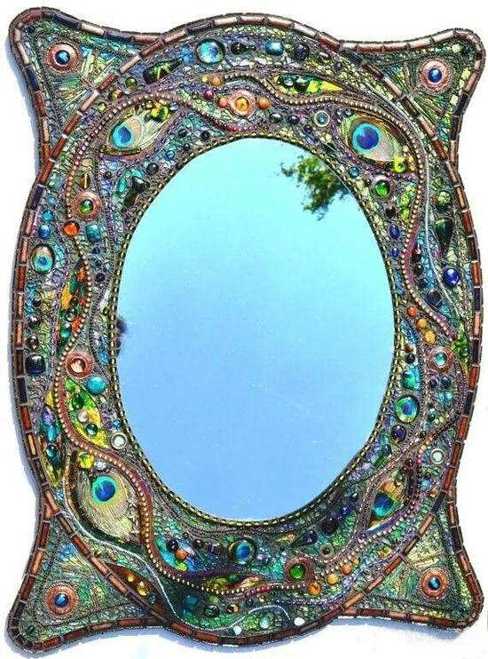 馬賽克鏡子