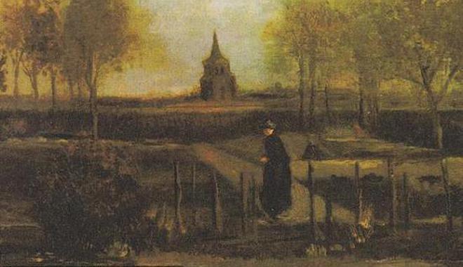 梵高作品《春天花園》被盜 在其生日當天