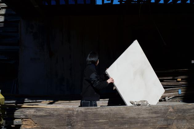 多媒體藝術家胡雅文和她的創作
