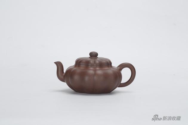 朱寒濤,思葵,紫泥,330cc,2019年