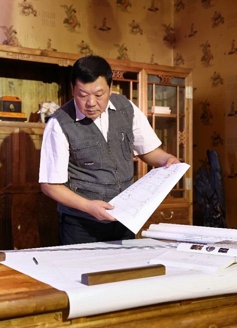 北京秀木林家具有限公司掌舵人 張國良