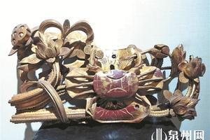 永春木雕:千工床 万工轿