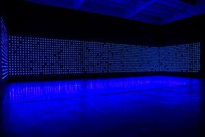 宫岛达男-日本艺术家独特的装置艺术