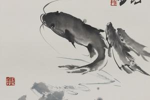 重彩鲁石庆祝建国70周年公益书画展即将开幕