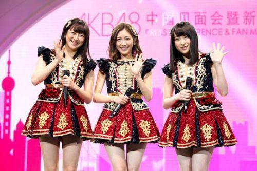 AKB48 China 成立明年进军中国市场-看客路