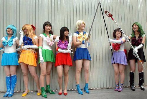 汶上二中的女生在哪卖_日本动漫风靡全球到底强在哪里?