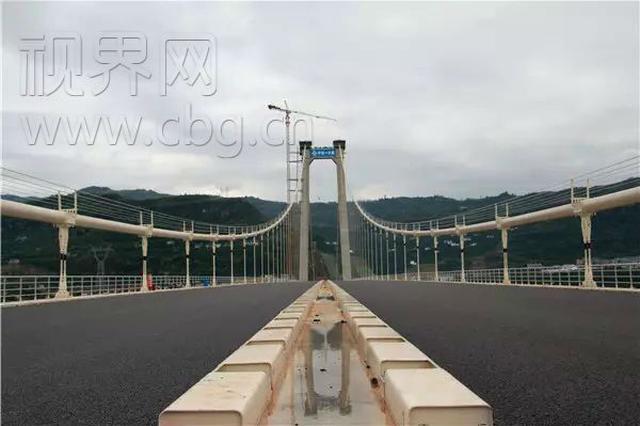 重庆万州长江四桥_重庆一长江大桥即将通车 为三峡库区最大_新浪重庆_新浪网
