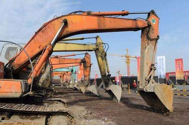 九龙坡区51个重点项目集中开工 总投资271亿元