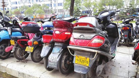 上海电动车假牌照_外地牌照电动频现苏州街头 市民生疑惑_新浪苏州_新浪网