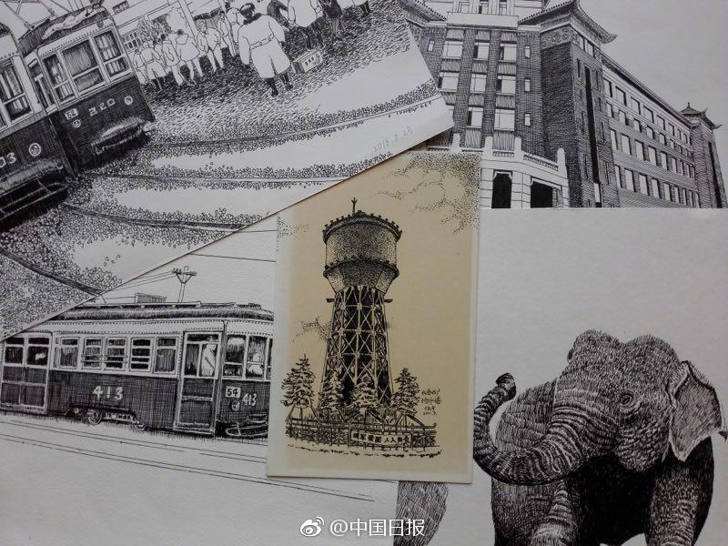 小缘黑历史 照片
