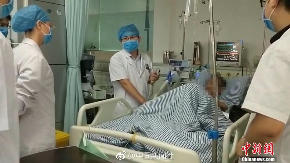武漢死亡人數居高,是因用呼吸機后產生痰栓致缺氧?謠言