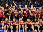 2014女足亚洲杯