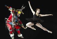 美国西部芭蕾舞到南宁