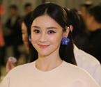 袁姗姗现身时尚活动