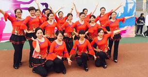 南京卫校地球村主题运动会